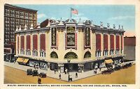 Postcard Rialto Moving Picture Theatre in Omaha, Nebraska~110128