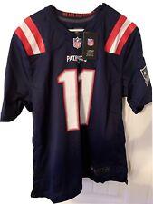 Julian Edelman Authentic Nike NFL On-Field Jersey Brand New