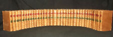 Rousseau - Collection complète des oeuvres - 35 volumes - 1782 - 1790