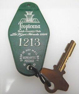 Vintage Tropicana Hotel  Las Vegas, NV  Key Room and Fob