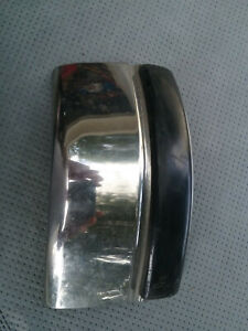 Under taillight stainless molding trim Buick Roadmaster Estate Wagon