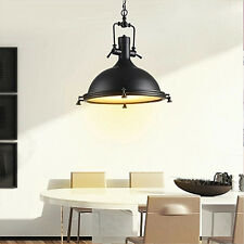 Black Pendant Light Bar Lamp Kitchen Ceiling Lights Large Chandelier Lighting