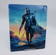 THE MANDALORIAN - Glossy Steelbook Magnet Cover (NOT LENTICULAR)