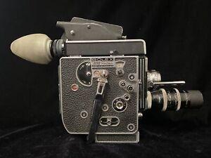 Bolex H16 Reflex RX- 5 Camera Body with YVAR 1:2,8 f=75mm AR Lens