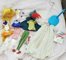 Pullip Doll Clothes LOT Wig dresses stands accessories Sailor Venus etc.