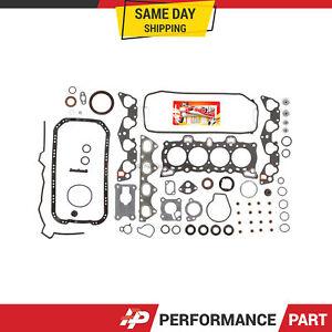 Full Gasket Set for Honda Civic Del Sol 1.5L D15B7 SOHC 16V