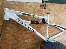 DA BOMB CASTLE BRAVO  frame+rear shock 26""