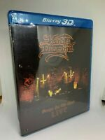 King Diamond ‎- Songs For The Dead Live BLU-RAY SEALED Heavy Metal MERCYFUL FATE
