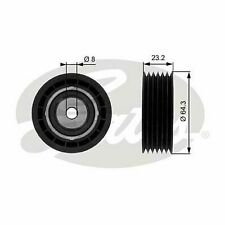 Drive Align Idler Pulley Gates 38083 For SAAB 9-3 9-5900
