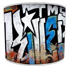 Lampshades Ideal To Match Street Art Graffiti Duvets & Graffiti Wall Decals.