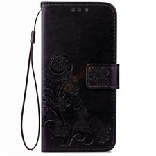 PU Leather Flip Cover Slots Wallet Stand Case Pouch For Nokia 3 /5/ 6 /8
