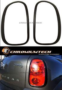 BMW MINI R60 Countryman Cooper/S/ONE/JCW BLACK Taillight Rear Light Surround