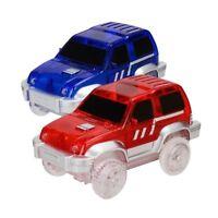 LED Popular  Up Cars Necessaries Magic Tracks Electronics Car Funny Toy Ju Nice