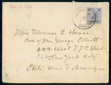 Mayfairstamps Austria 1896 Offices in Turkey Salonica to Us cover wwf97421