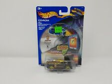 Electrical Energy Car w/CD-ROM Hot Wheels NEW Monoposto #1/6