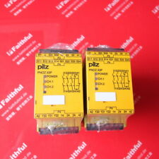 1pcs New pilz 777313 relay module PNOZ X3P 24-240VACDC 3n/o 1n/c 1so