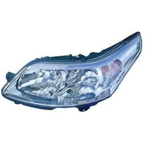 Headlight Left Citroen C4 Year 04-10 Valeo Sgw