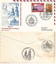 Briefmarken Vatikan Fdc Von 1979