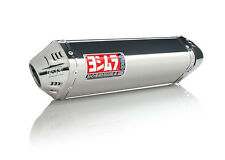 2005-2006 GSXR 1000 Yoshimura Polished Stainless TRC Slip On Exhaust 05 06 GSX-R