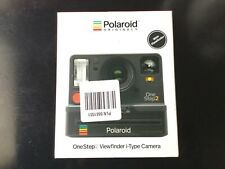 Polaroid one step 2 viewfinder I-type camera