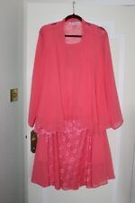 Mother of the Bride/Special occasion suit by Chesca Jacket &top size 20,skirt 22