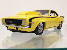1968 Chevy Camaro Dragster Hot Rod Racing Car 1:24 MOPAR
