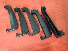 Job Lot x5 BLACK Roland Replacement Key JUNO 106 D-10 D20 D-50 D50 NOIRE
