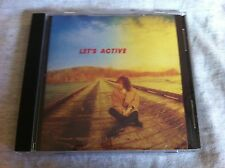 THE LET'S ACTIVE - Big Plans For Everybody CD Mitch Easter
