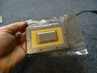 NEW Rare Vintage HP 5061-3011 CPU Processor 10Mhz Sealed with Heat Sink