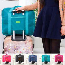 Luggage Folding Travel Storage Bag Waterproof Shoulder Carry-on Organizer Bag XL