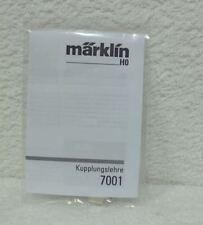 Marklin 7001 koppelingmal volledig nieuw in verpakking