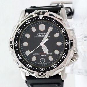 Vintage Oxy Citizen Vega Divers Watch 20 Bar Ref.5F18-L03423 Works