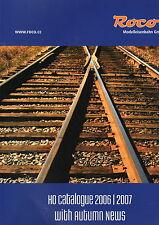 Roco 2006 - 2007 Catalogue