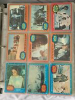 1977 Topps Star Wars Cards Huge Vintage Lot 100 Plus cards Very Nice Shape 🔥