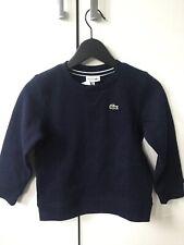 d3b5ced1bdf Lacoste Boys' Jumper 2-16 Years for sale | eBay
