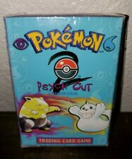 Psych Out Pokemon Theme Deck Base Set 2 Sealed (Squished Box) New, Complete