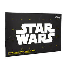COLLECTOR - STAR WARS - CALENDRIER DE L'AVENT NUMEROTE AVEC PIECES - NEUF.
