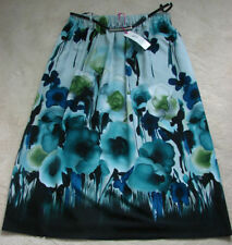 Per Una Calf Length Party Floral Skirts for Women