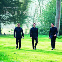 TENORS UnLIMITED The Journey (2016) 12-track CD album BRAND NEW