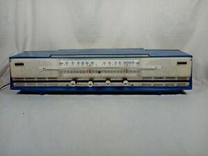 Rincan Radio AM/FM/AFC Tube Dashboard 1960's Vintage