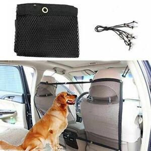Car Auto Back Guard Seat Dog Children Pet Cat Mesh Safety Net Barrier 115*62cm