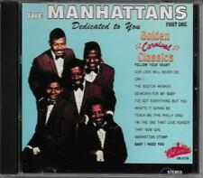 Manhattans - Dedicated To You (Soul, CD)