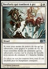 Renforts qui tombent à pic - Timely Reinforcements - M12 - Magic mtg -