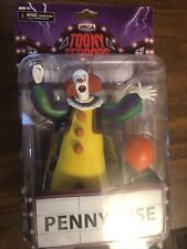 NECA - Toony Terrors - IT - 90's PENNYWISE - 6? Inch Scale Action Figure OPENED