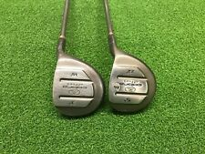 NICE Cobra Golf THE BAFFLER L.P. Offset 3 & 5 WOOD SET Right Graphite LADIES