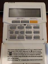 Fujitsu Halcyon Mini-Split Indoor Wired Remote Controller Ar-Wae1UUty-Rnnum