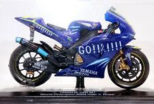 Yamaha YZR M1 World Champion 2004 Rider Valentino Rossi 1:22 Scale Motorcycle