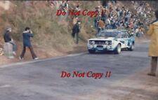 Walter Rohrl FIAT 131 ABARTH RALLY PORTOGALLO fotografia 1980 5