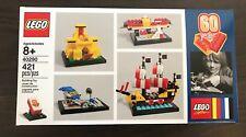 LEGO 60 Years Of The Lego Brick Promotional Set! Lego 40290! Lego! New!