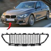 Genuine BMW F30 F31 3-Series Sport Line Front Lower Bumper Silver Trim Whisker